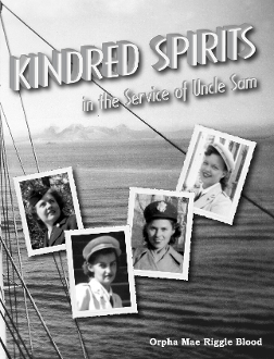 Kindred Spirits in the Service of Uncle Sam(94,000 Miles at Sea)