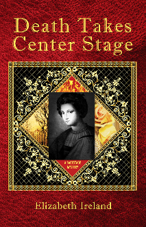 Death Takes Center Stage - eBook for iPad/iPhone, Nook