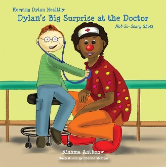 Dylan's Big Surprise at the Doctor - eBook for Nook
