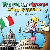 Bellana Visits Rome!