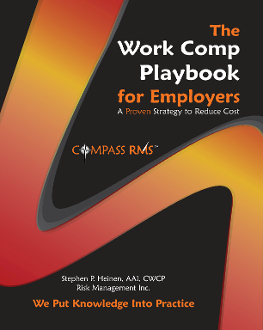 The Work Comp Playbook for Employers