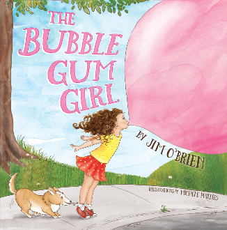 The Bubble Gum Girl