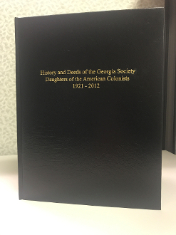 History and Deeds of the Georgia State Society of the NSDAC