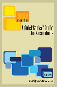 A QuickBooks Guide for Accountants