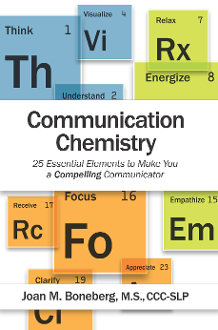 Communication Chemistry