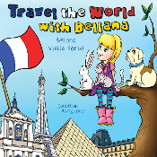 Bellana Visits Paris!