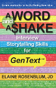 A Word and A Shake