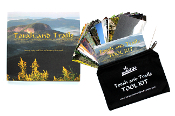 Torah and Trails Set; Book & Tool Kit