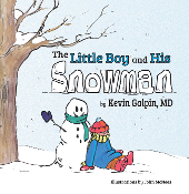 The Little Boy and His Snowman