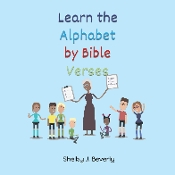Learn The Alphabet by Bible Verses - Flash Cards