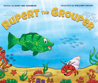 Rupert the Grouper